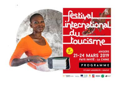 Festival International du Tourisme   Angers 2019