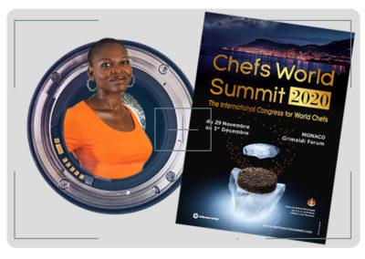 Monaco Chefs World Summit   2020