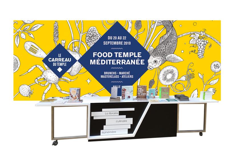 Carreau du Temple, Food Temple 2019 | Paris