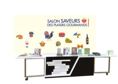 Salons Saveurs des Plaisirs Gourmands   2018