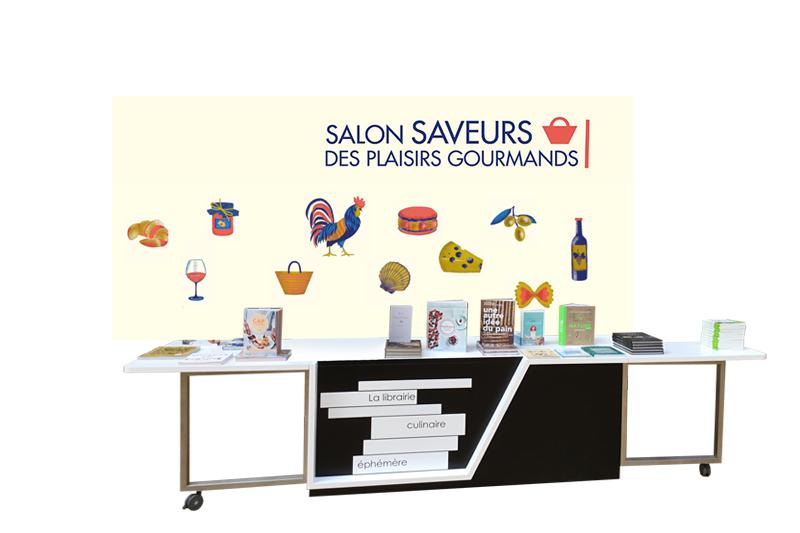 Salons Saveurs des Plaisirs Gourmands | 2018