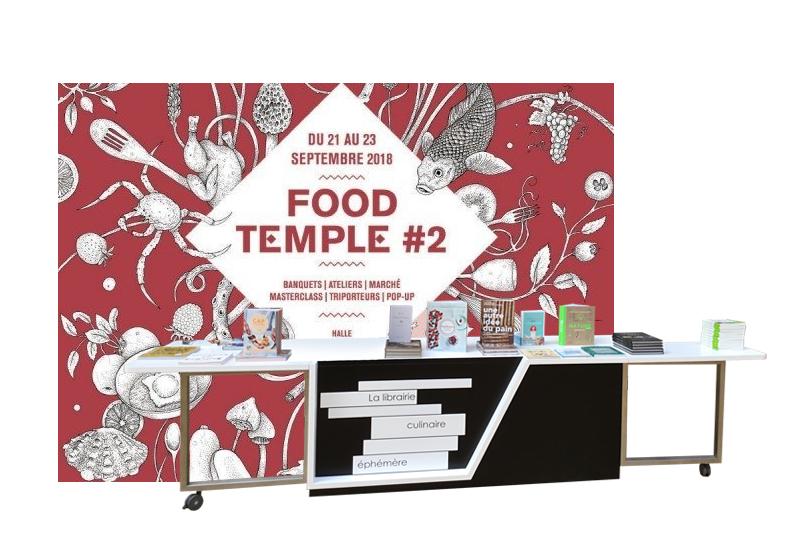 Carreau du Temple, Food Temple 2018 | Paris