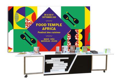 Le Carreau du  Temple, Food Temple 2020   Paris