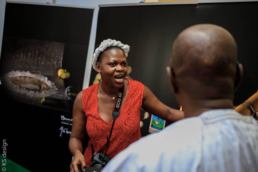 Bocuse d'or Dakar, Sénégal visite des autorités locales, échanges sur mes photos