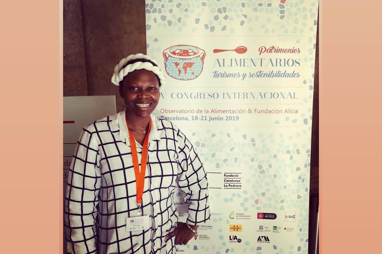 Congress Tourism and sustainability - Food Heritage - Observatorio de la Alimentacion e Fundacion Alicia, Barcelona
