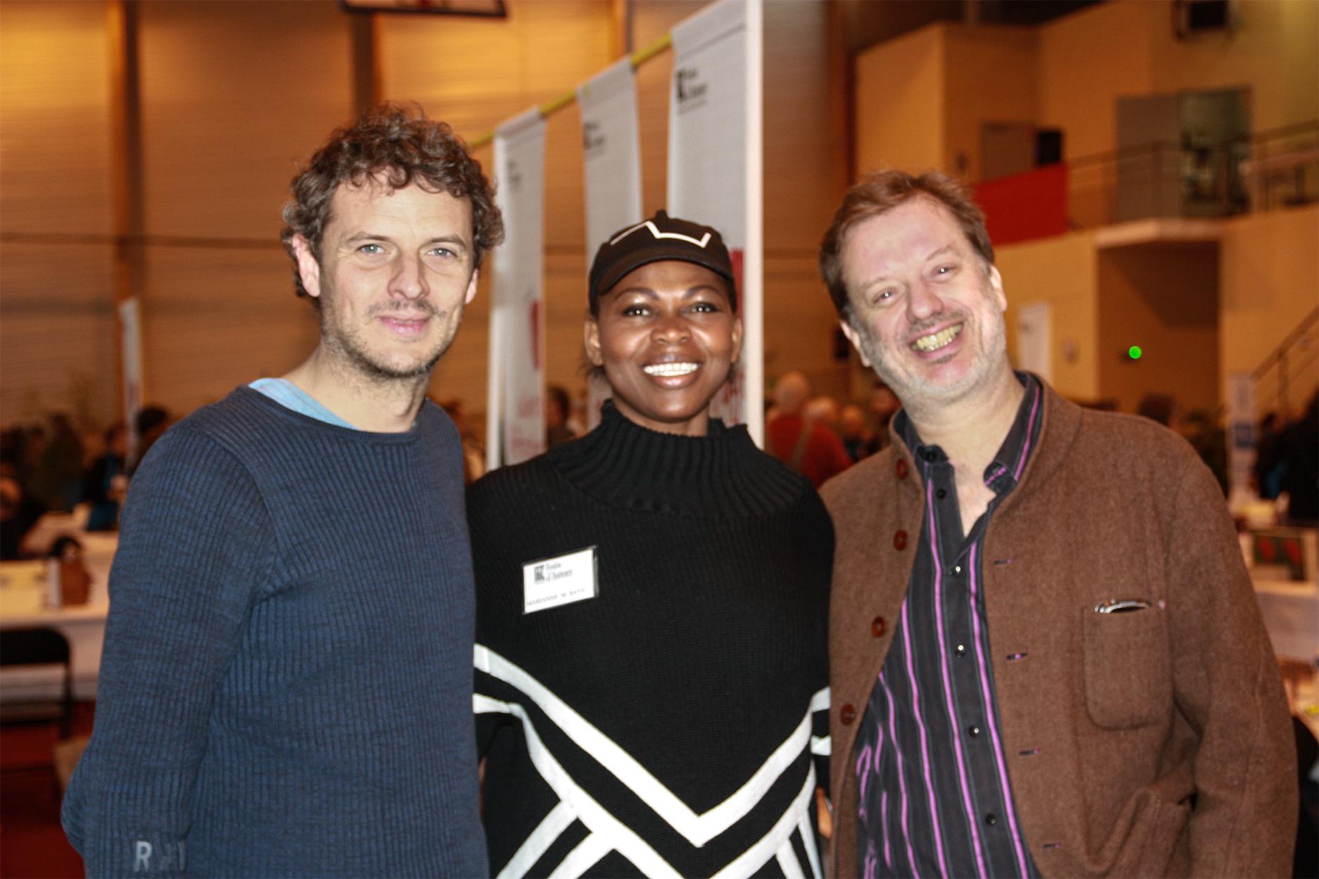 Festins d'auteurs, Beynat : avec les auteurs de Femmes d'ici Cuisines d'ailleurs, Albin Michel