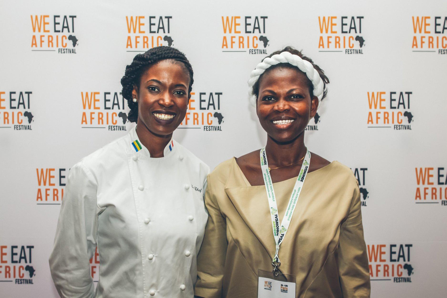 « Quand les jeunes organisent un Festival Culinaire Africain, on répond présent » . Voilà